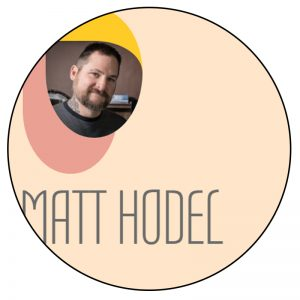 The homepage for MAtt Hodel Tattoo in St. Louis Missouri